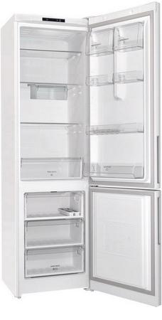 Двухкамерный холодильник Hotpoint-Ariston HS 4200 W двухкамерный холодильник don r 297 b