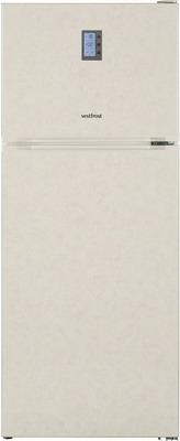 Двухкамерный холодильник Vestfrost VF 473 EB двухкамерный холодильник vestfrost vf 465 eb