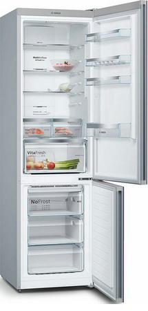 Двухкамерный холодильник Bosch KGN 39 JA 3 AR двухкамерный холодильник bosch kgn 49 sq 3 ar