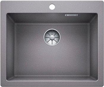 Кухонная мойка BLANCO PLEON 6 алюметаллик 521681 кухонная мойка ukinox stm 800 600 20 6