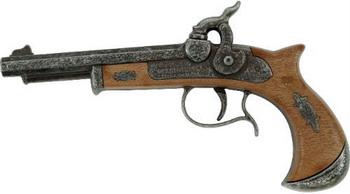 Пистолет Schrodel Derringer 21 5см Single Shot 5011681 салатник 21 5 21 5 10 5см v 3000мл бамбуковое волокно без подарочной упаковки 974678