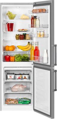 Двухкамерный холодильник Beko RCSK 339 M 21 S холодильник beko rcsk 380m21x