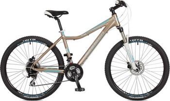 Велосипед Stinger 26'' Siena SD 17'' коричневый 26 AHD.SIENASD.17 BN7 велосипед stinger valencia 2017