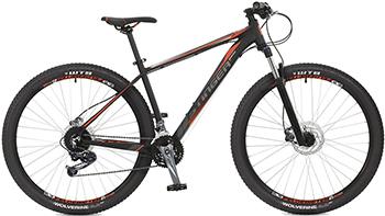 Велосипед Stinger 29'' Genesis D 18'' черный  AHD.GENESD. BK7