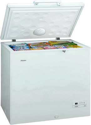 Морозильный ларь Haier HCE 259 R морозильный ларь haier hce 103 r