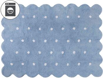 Ковер Lorena Canals Печенье Biscuit (голубой) 120*160 C-77772 biscuit