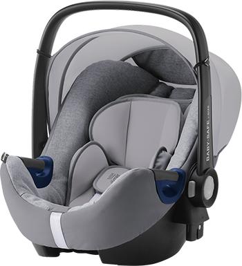 Автокресло Britax Roemer Baby-Safe2 i-size Grey Marble Highline 2000030756