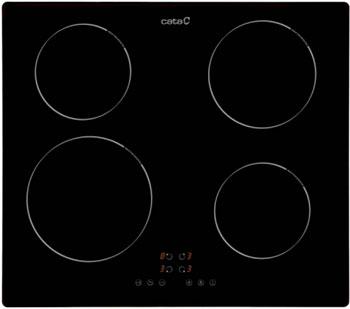 Встраиваемая электрическая варочная панель Cata I 6104 BK цены онлайн