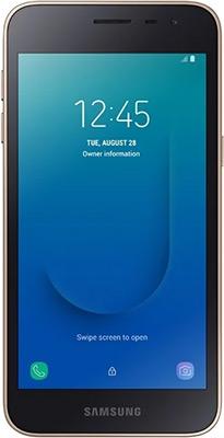 Смартфон Samsung Galaxy J2 core SM-J 260 F золотистый цена и фото