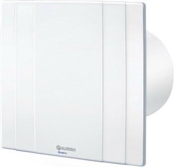Фото - Вытяжной вентилятор BLAUBERG Quatro 125 белый вытяжной вентилятор blauberg quatro hi tech 125