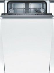 Полновстраиваемая посудомоечная машина Bosch SPV 40 E 10 RU полновстраиваемая посудомоечная машина bosch spv 69 t 80 ru