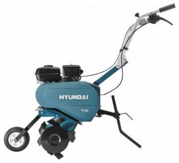Культиватор Hyundai T 700 бензиновый генератор hyundai hhy3000f в белгороде