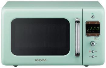 Микроволновая печь - СВЧ Daewoo KOR-6LBRM мятного цвета плащ мятного цвета