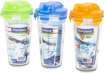 Набор шейкеров Glasslock GL-1123 контейнер для еды glasslock gl 532