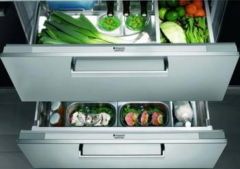 Встраиваемый однокамерный холодильник Hotpoint-Ariston BDR 190 AAI/HA ионизатор воздуха airline aai 12 01