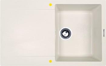 Кухонная мойка Zigmund amp Shtain RECHTECK 775 индийская ваниль zigmund amp shtain integra 500 2 индийская ваниль