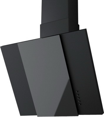 Вытяжка со стеклом Lex POLO 600 BLACK