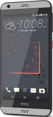 Мобильный телефон HTC Desire 630 dual sim EEA Dark Grey смартфон htc desire 630 dual sim 3g 16gb dark gray