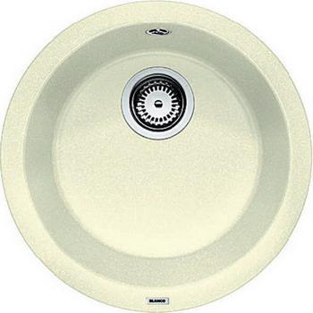 Кухонная мойка BLANCO RONDO SILGRANIT жасмин мойка blanco classik 9e silgranit 521341 жасмин