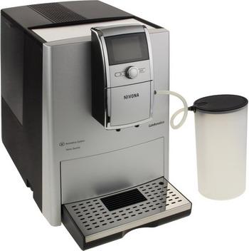 Кофемашина автоматическая Nivona NICR 848 CafeRomatica кофе машина nivona nicr 768 caferomatica