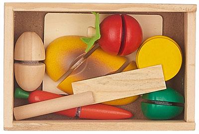 Набор игровой Фабрика Фантазий Игрушка деревянная Вкусный завтрак новая деревянная игрушка для новорожденных игрушка монтессори