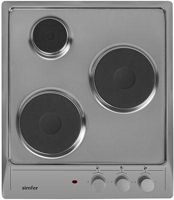 Встраиваемая электрическая варочная панель Simfer H 45 E 03 M 011
