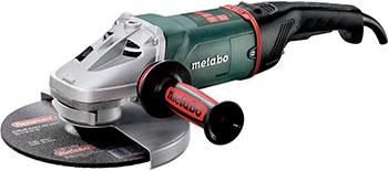 Угловая шлифовальная машина (болгарка) Metabo WE 22-230 MVT 2200 вт 606464000 угловая шлифмашина metabo we 24 230 mvt 606469000