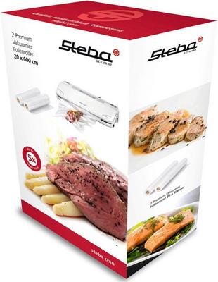 Пленка для вакуумной упаковки Steba Vacuum Roll 20*600 цена и фото