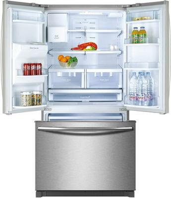 Двухкамерный холодильник Daewoo RF 64 EDG чайник eden edg 4001