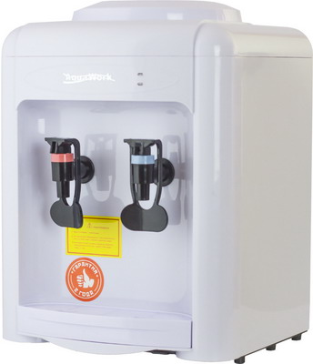 Кулер для воды Aqua Work 0.7TK (белый) кулеры для воды aqua work кулер для воды aqua work36tdn белый эл охл нажим кружкой