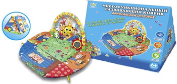 Игровой коврик SS Toys 100083184