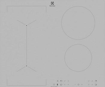 Встраиваемая электрическая варочная панель Electrolux IPE 6443 SF