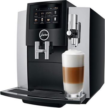 Кофемашина автоматическая Jura S8 Moonlight EU 15202 кофе машина jura s8 moonlight eu 15202