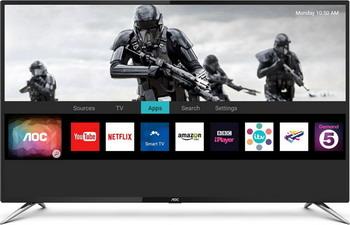 4K (UHD) телевизор AOC 55 U 6085/60 S u s sassuolo calcio cagliari calcio