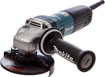 Угловая шлифовальная машина (болгарка) Makita GA 5041 C шлифовальная машина makita ga 5021c