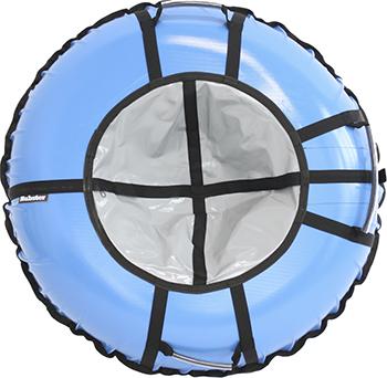 Тюбинг Hubster Ринг Pro синий-серый (105см) во5039-2 блок цветной премиум bvg 148 5 105см 200 листов