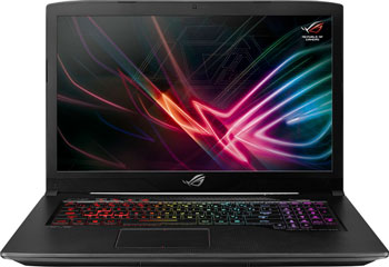 Ноутбук ASUS GL 703 GM-EE 231 (90 NR 00 G1-M 04640) ноутбук asus gl 703 ge gc 200 90 nr 00 d2 m 04200 black metal