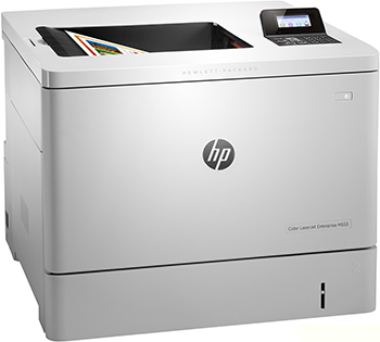 Принтер HP Color LaserJet Enterprise 500 M 552 dn (B5L 23 A) бра a dn 6265