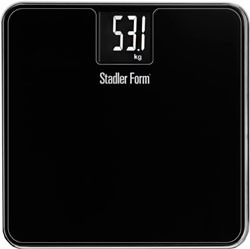Весы напольные Stadler Form Scale Two Black SFL.0012 хлебопечь stadler form baker two sfbm 9900 black
