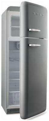 Двухкамерный холодильник Smeg FAB 30 RX1 двухкамерный холодильник smeg fab 30 lx1
