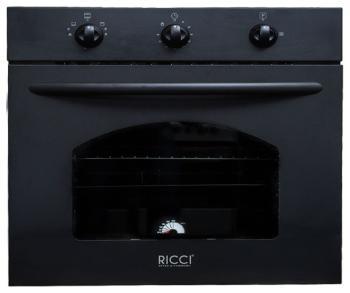 Встраиваемый газовый духовой шкаф Ricci RGO 610 BL