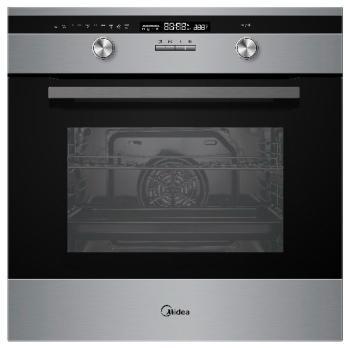 Встраиваемый электрический духовой шкаф Midea 65 DAE 41127 электрический шкаф midea 65dme40119 черный
