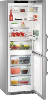 Двухкамерный холодильник Liebherr CNPes 4358 двухкамерный холодильник liebherr ctpsl 2541