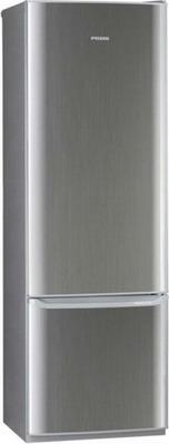 Двухкамерный холодильник Позис RK-103 серебристый металлопласт холодильник pozis rk 139 w