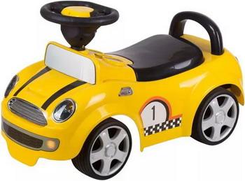 Каталка Sweet Baby Viaggiare Yellow