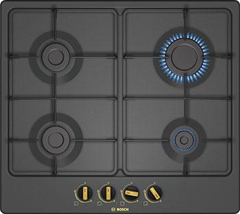 Встраиваемая газовая варочная панель Bosch PGP 6B 3B 60 встраиваемая газовая варочная панель bosch pgp 6b 2b 60