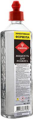 Средство для розжига Forester Жидкость для розжига 1 л средство для розжига burner 24 шт