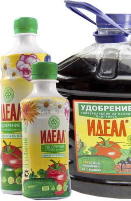 Удобрение ФАРТ Идеал жидкое универсальное 0 5 л 82998 жидкое удобрение поля русские биоперегной для овощей универсальное 3 л