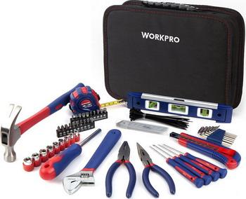 Набор инструментов WORKPRO W 009021 workpro w1210 портативный набор инструментов 10 штук