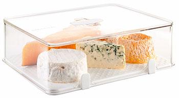 Kонтейнер для холодильника Tescoma PURITY  для сыра 891828
